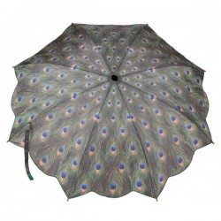 Galleria Umbrella - Peacock