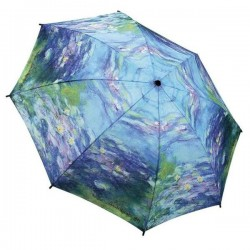 Galleria Umbrella - Water Lilies
