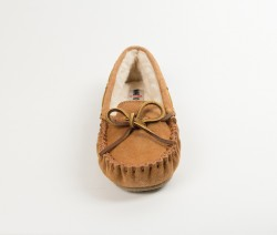 MINNETONKA Cally Slippers - Cinnamon