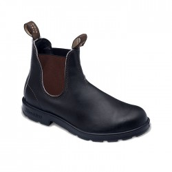 Blundstone Mens #500 Stout Brown Premium Leather Boots