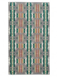 PENDLETON Spa Towel - Chief Joseph in Grey