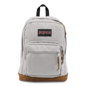 "Jansport ""Right Pack"" Backpack - Grey Rabbit"