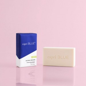 """Capri Blue"" Aloha Orchid Bar Soap - 6.5 oz"