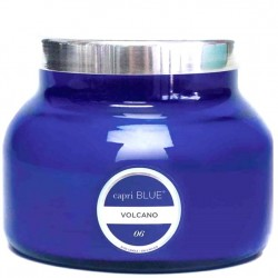 """Capri Blue"" Volcano Blue Signature Jar Candle - 19 oz"