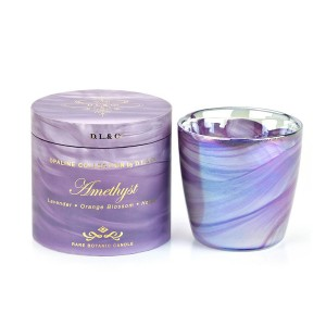 D.L. and Co. Opaline Candle - Amethyst