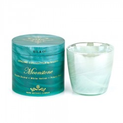 D.L. and Co. Opaline Candle - Moonstone