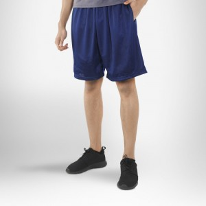 Russell Athletic Men's Dri-Power® Mesh Shorts with Pockets Style #651AFM0 - Navy
