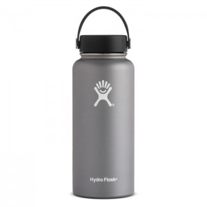 Hydro Flask 32 oz. Wide Mouth Bottle - Graphite