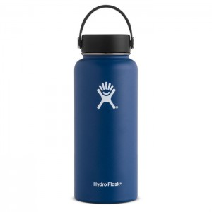 Hydro Flask 32 oz. Wide Mouth Bottle - Cobalt