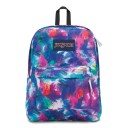"Jansport ""Superbreak"" Backpack - Tie Dye Bomb"