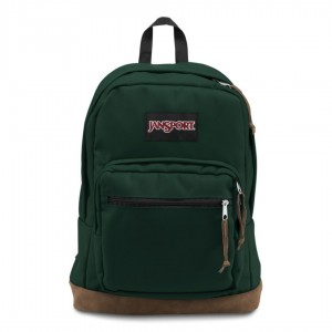 "Jansport ""Right Pack"" Backpack - Pine Grove Green"