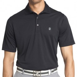 Izod Golf Polo - Black