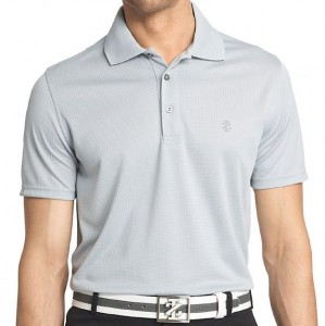 Izod Golf Polo - High Rise Grey