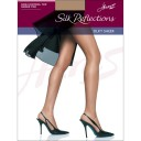 Hanes Silk Reflections Sheer Toe Pantyhose Style #715 - Barely There