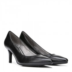 Lifestride Sevyn Pointed Toe Pump - Black