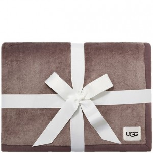 Ugg Duffield Throw - Stormy Grey