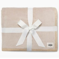 Ugg Duffield Throw - Oatmeal Heather