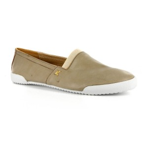 Corkys Moxey Slip on Flat - Taupe