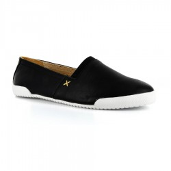 Corkys Moxey Slip on Flat - Black