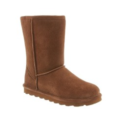 Bearpaw Womens Elle Short Boot Style - Hickory