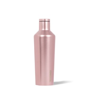 Corkcicle 16 oz canteen - Metallic Rose