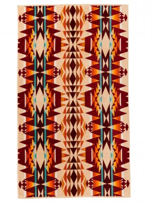 PENDLETON Spa Towel - Cresent Butte #55164