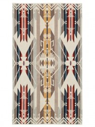 PENDLETON Spa Towel - White Sands