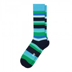 Fun Socks Men's Bold Stripe Socks