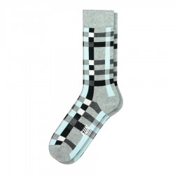 Fun Socks Men's Plaid Socks
