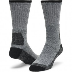 Wigwam At Work Double Duty 2 Pack Socks Style #S1350 - Grey