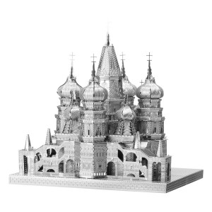 Metal Earth ICONX St Basil Cathedral