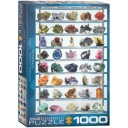 Eurographics 1000 pc Puzzle Minerals