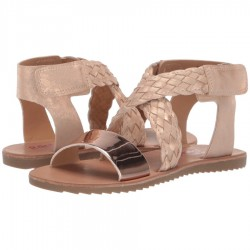 Rachel Shoes Daniela Sandals - Rose Gold - Youth
