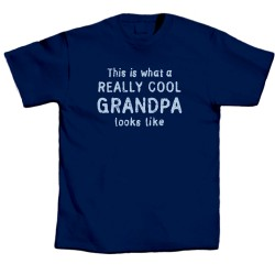 Grandpa Tee - Really Cool Grandpa