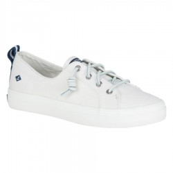 Sperry Crest Vibe Linen Style #STS99250 - White