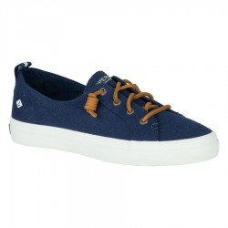 Sperry Crest Vibe Linen Style #STS98642 - Navy