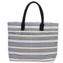 Canvas Carryall Tote - Bethany Black