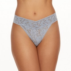 Hanky Panky Signature Lace Original Rise Thong Style #4811 - Shining Armor