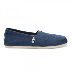 Toms Canvas Classic Style #001001B07 - Navy