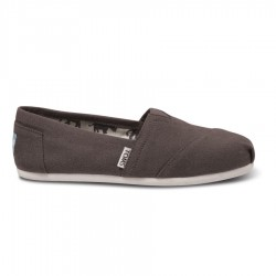 Toms Canvas Classic Style #001001B07 - Ash