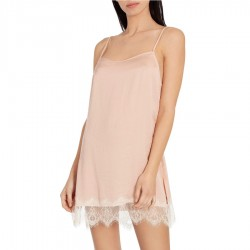 Midnight Bakery Chemise - Peach