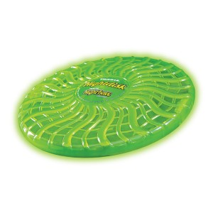 Tangle Light Up LED Night Disk - Green