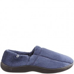 Isotoner Microterry Slippers - Navy