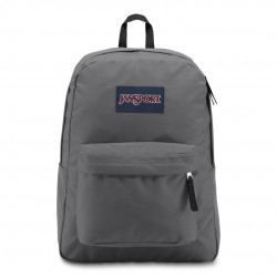 "Jansport ""Superbreak"" Backpack - Deep Grey"