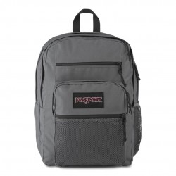 "Jansport ""Big Campus"" Backpack - Deep Grey"