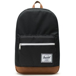 Herschel Pop Quiz Backpack Style #10011 - Black/Tan