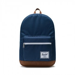 Herschel Pop Quiz Backpack Style #10011 - Navy/Tan