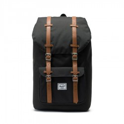 Herschel Little America Backpack Style #10014 - Black/Tan