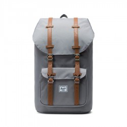 Herschel Little America Backpack Style #10014 - Grey/Tan