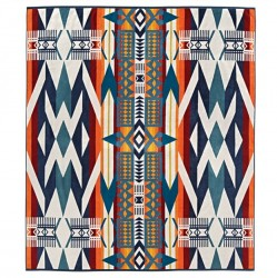 Pendleton Towel for 2 with Carry Strap - Fire Legend
